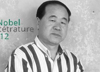 LIVRES// Mo Yan Prix Nobel de littérature 2012
