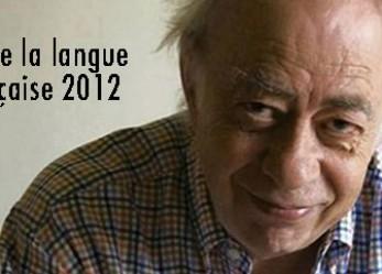 LIVRES// Le Prix de la langue française décerné à Vassilis Alexakis