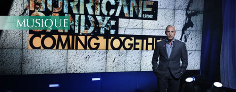 ACTU// Ouragan Sandy : les artistes mobilisés pour la Croix Rouge