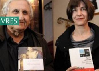 ACTU// Emmanuelle Pireyre reçoit le prix Médicis