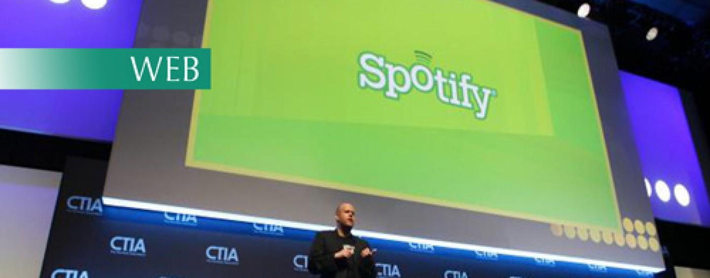 ACTU// Bras de fer entre Deezer et Spotify qui lance sa version web
