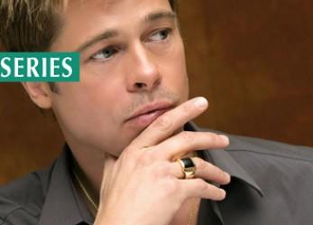ACTU// Brad Pitt produit sa première série pour HBO