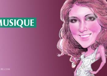 HUMEUR// Céline Dion, l'overdose