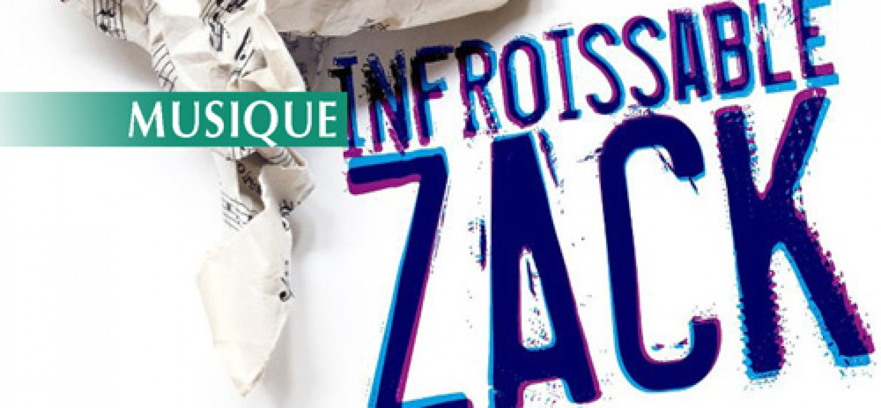 COUP DE COEUR// Infroissable Zack au Sentier des Halles