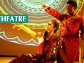Rama et Sita au Théâtre de Ménilmontant