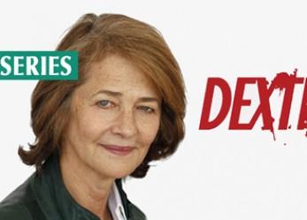 ACTU// Charlotte Rampling dans la saison 8 de Dexter