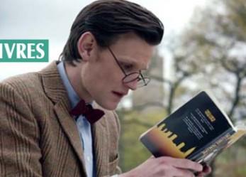 LIVRES// Les 50 ans du Dr. Who célébrés avec 11 textes écrits pour l'occasion