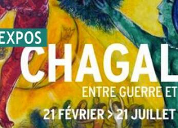 CRITIQUE// «Chagall, entre guerre et paix» au Musée du Luxembourg