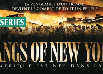 ACTU// « Gangs of New York », de Scorsese, adapté en série
