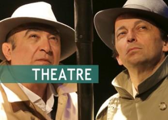 THEATRE// «Les 39 marches», Théâtre des Béliers Parisiens
