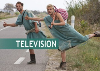 TELEVISION// «Nus et culottés» sur France 5
