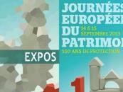 ACTU// 30ème édition des journées européennes du patrimoine