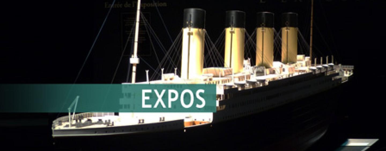 CRITIQUE// Titanic : l'expo titanesque joue les prolongations
