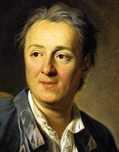 Diderot par Louis-Michel van Loo, 1767 (Musée du Louvre).