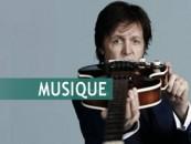 ACTU// Paul McCartney, back to basics…