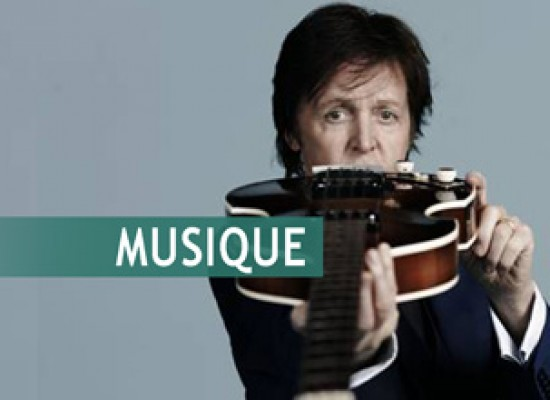ACTU// Paul McCartney, back to basics…