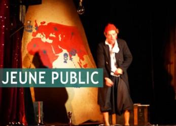 SCENES// «Augustin, Pirate des Indes» à La Nouvelle Seine