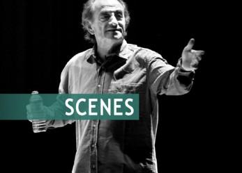 CRITIQUE// Richard Bohringer – «Traîne pas trop sous la pluie», Théâtre Rutebeuf