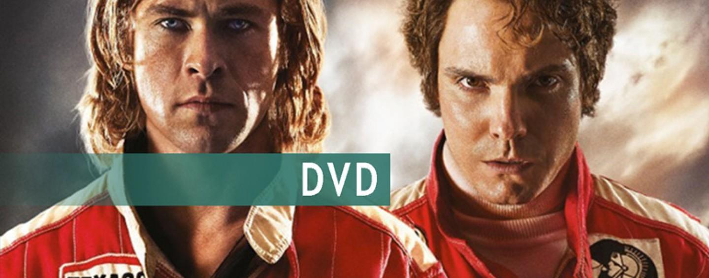 DVD// «Rush», un film de Ron Howard