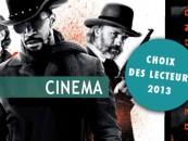 ACTU// «Django Unchained», élu film de l'année par les lecteurs des Zébrés