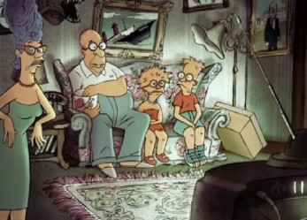 ACTU// Les Simpson vus par le réalisateur des Triplettes de Belleville