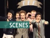 CRITIQUE// «En éventail», spectacle itinérant des Five Foot Fingers