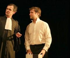 CRITIQUE// «Lacenaire, faire de sa vie une oeuvre», au Théâtre de la Huchette (Paris)