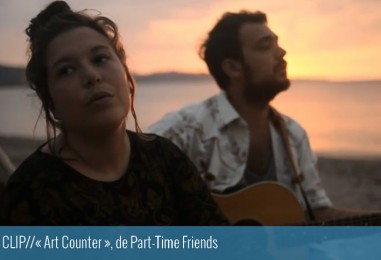 CLIP// « Art Counter », de Part-Time Friends