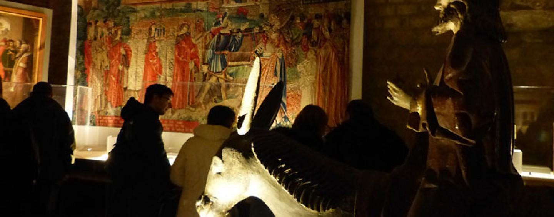 CRITIQUE// «Voyager au Moyen Âge», au musée de Cluny