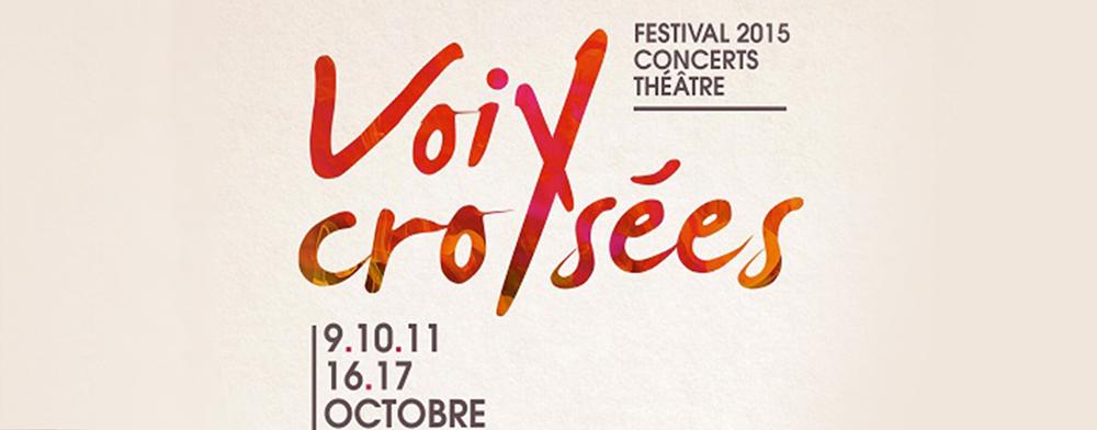 Festival Voix croisées - Escalquens