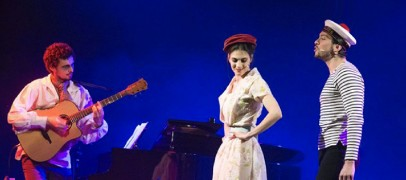 CRITIQUE // «Baudelaire : la Garden Party des Fleurs du Mal» au théâtre de la Reine Blanche