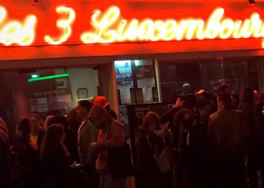 CINEMA// Réouverture du mythique cinéma «Les 3 Luxembourg»
