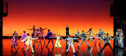 CRITIQUE// West Side Story : Broadway triomphe à Billancourt
