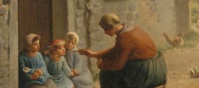 ACTU// Millet, le peintre au sabots, exposé à Lille