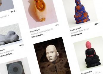 ACTU// Acheter une œuvre d'art sur le net